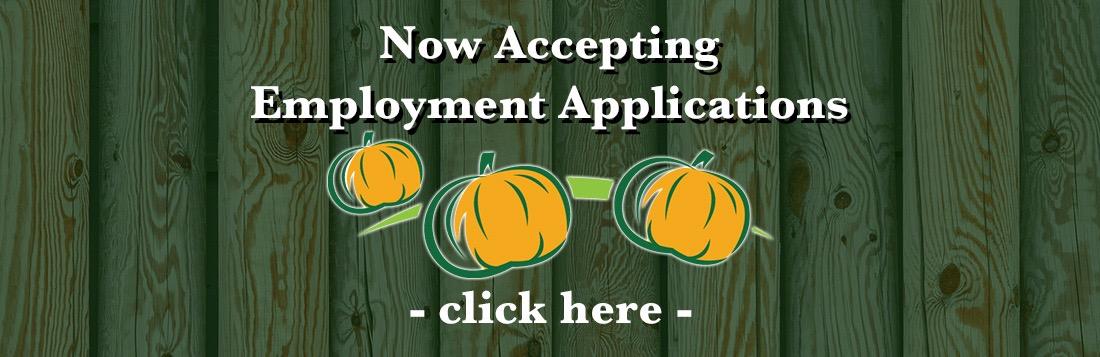 Employment Opportunities at Bauman Harvest Festival