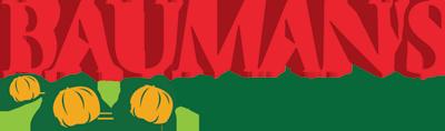 Bauman's Harvest Festival Logo