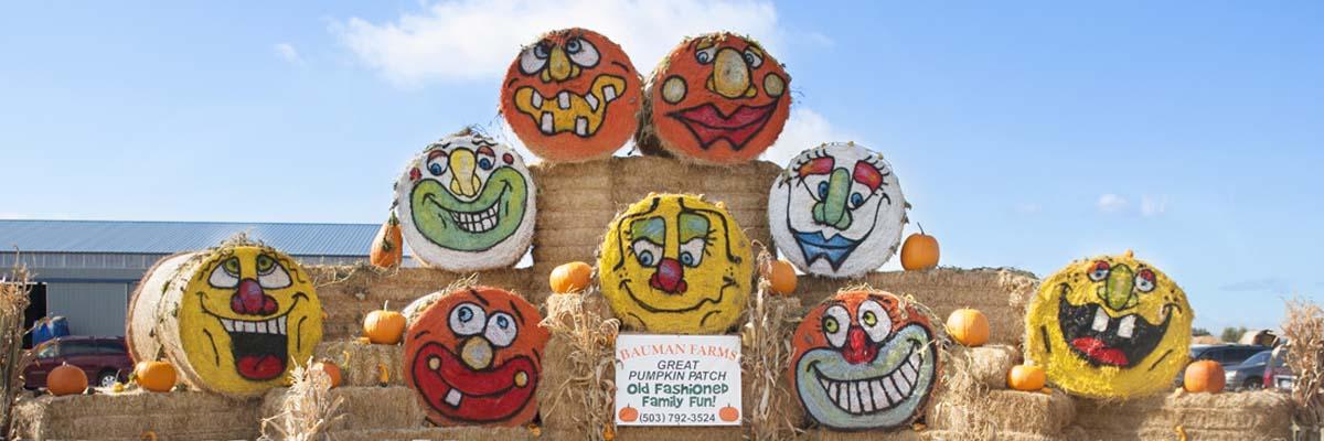 Hours Bauman's Harvest Festival