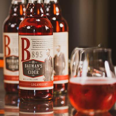 Bauman's Cidery - Hard Cider