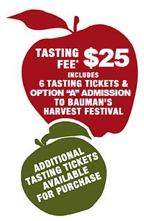 Cider Fest Pricing 2021